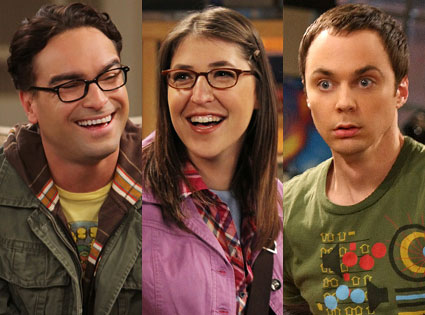 The Big Bang Theory, Jim Parsons, Mayim Bialik, Johnny Galecki
