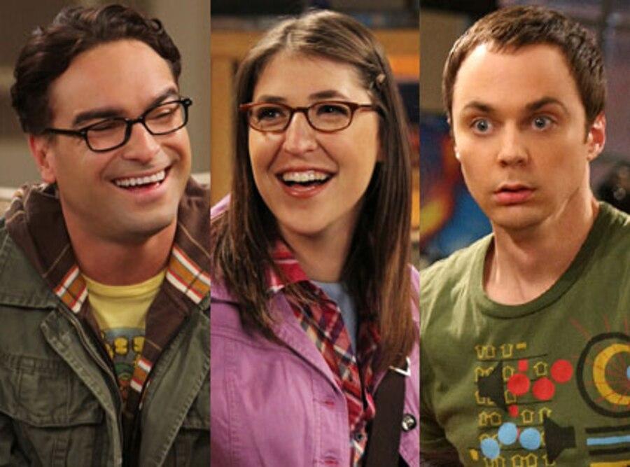 The Big Bang Theory, Jim Parsons, Mayim Bialik, Johnny Galecki