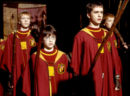 Harry Potter and the Sorcerers Stone, Daniel Radcliffe