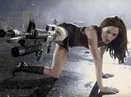 Rose McGowan, Planet Terror