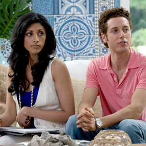 Royal Pains, Reshma Shetty, Paulo Costanzo