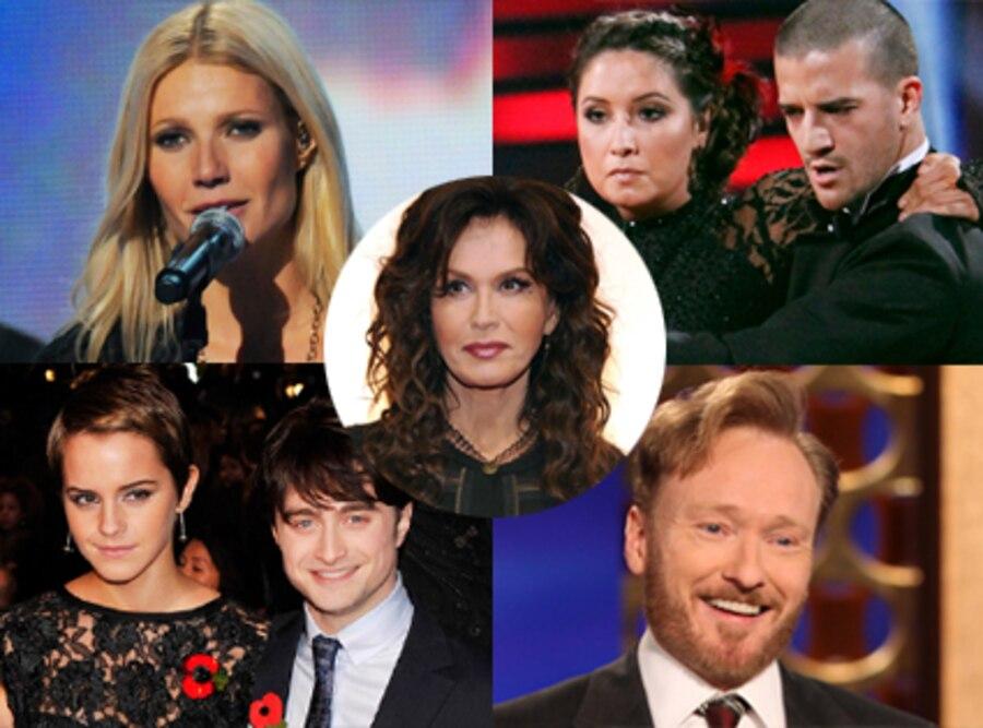 Gwyneth Paltrow, Bristol Plain, DWTS, Emma Watson, Daniel Radcliffe, Conan O'Brien