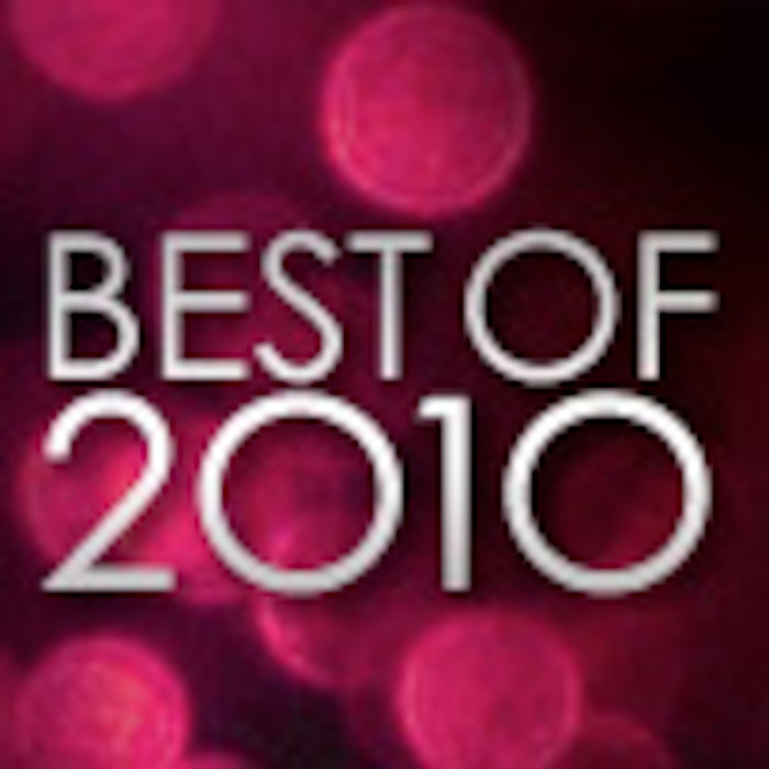 Best of 2010 tile