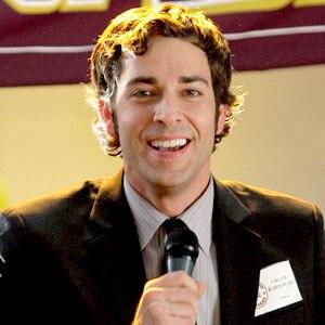 Zachary Levi, Chuck