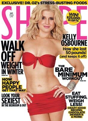 Kelly Osbourne, Shape