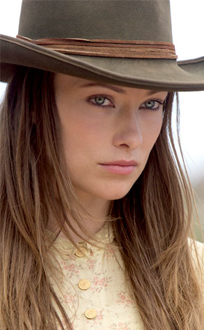 Cowboys and Aliens, Olivia Wilde