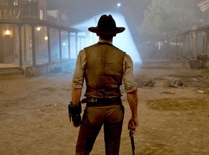 Cowboys and Aliens, Daniel Craig