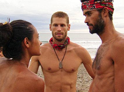 "Brenda Lowe, Chase Rice, Matthew ""Sash"" Lenahan, SURVIVOR: NICARAGUA"