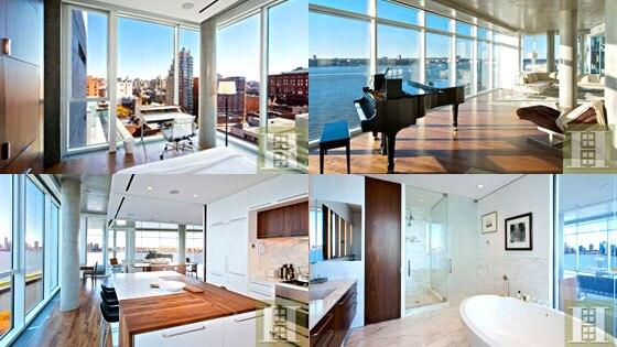 Nicole Kidman, Apartment