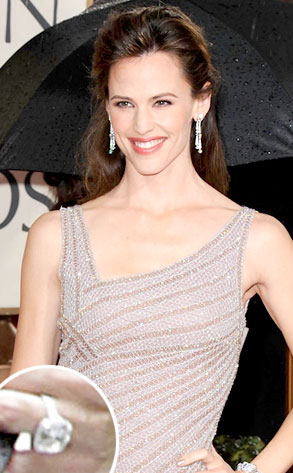 Jennifer Garner, Ring