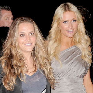 Brooke Mueller, Paris Hilton