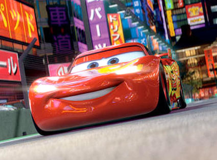 Cars 2, Lightening Mcqueen, Owen Wilson