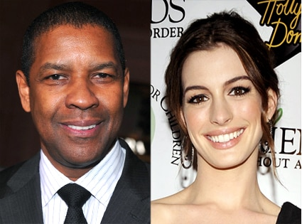 Denzel Washington, Anne Hathaway