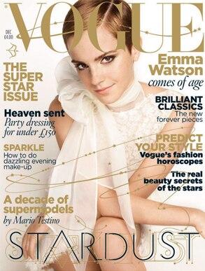 Emma Watson, Vogue UK