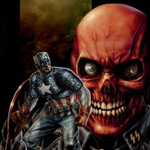 Red Skull, Captain America