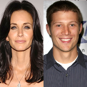 Courteney Cox, Zach Gilford