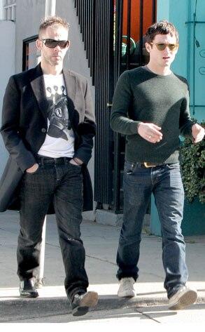 Elijah Wood, Dominic Monaghan