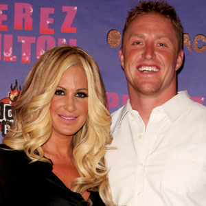 """Kim Zolciak Laughs Off """"Stupid"""" Tabloid Reports That Hubby Kroy Biermann Cheated on Her"""