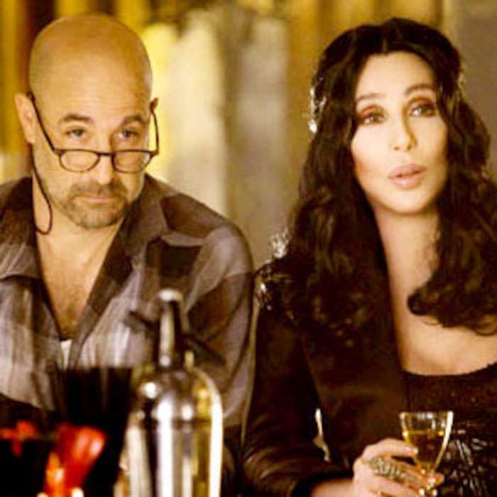 Burlesque, Cher, Stanley Tucci