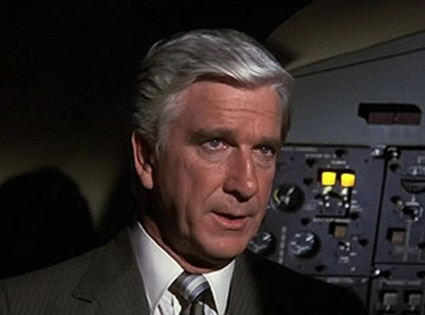 Leslie Nielsen, Airplane