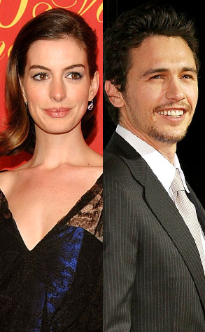 Anne Hathaway, James Franco