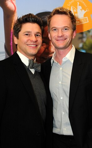 Neil Patrick Harris, David Burtka