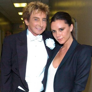 Barry Manilow, Victoria Beckham