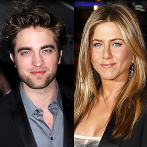 Jennifer Aniston, Robert Pattinson