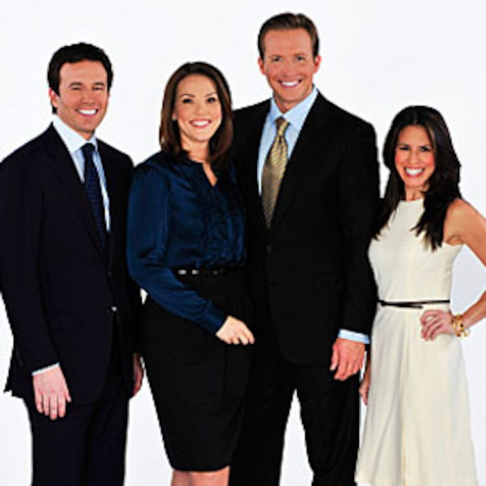 CBS NEWS, Early Show, Jeff Glor, Erica Hill, Chris Wragge, Marysol Castro