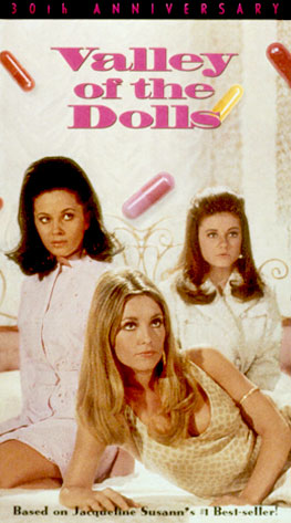 Valley of the Dolls Poster