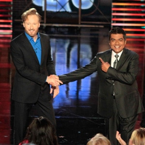 Conan O'Brien, George Lopez