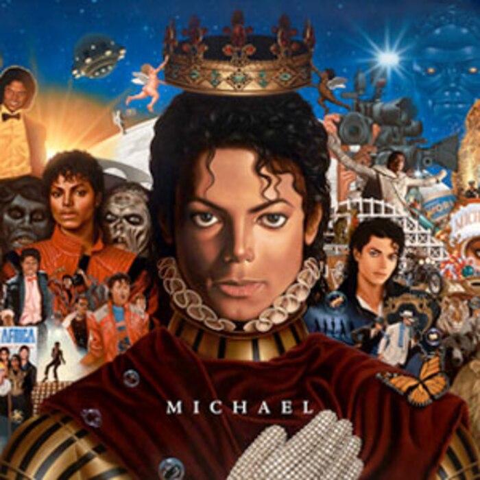 Michael Jackson, Michael Album