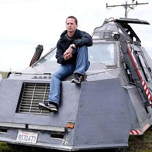Matt Hughes, Storm Chasers