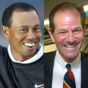 Tiger Woods, Elliot Spitzer