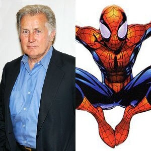 Spiderman,Martin Sheen