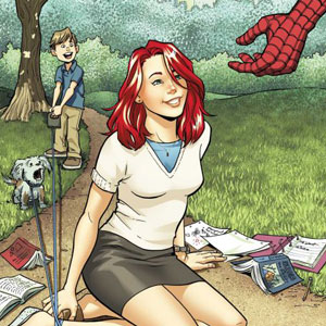 Spiderman, Mary Jane