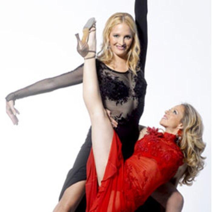 Gili Shem Tov, Dorit Milman, Dancing with the Stars Isreal