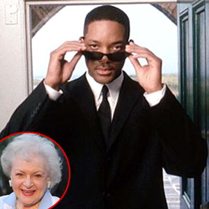 Will Smith, Betty White