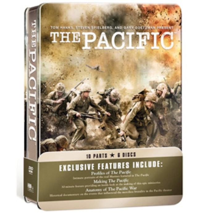 The Pacific, HBO