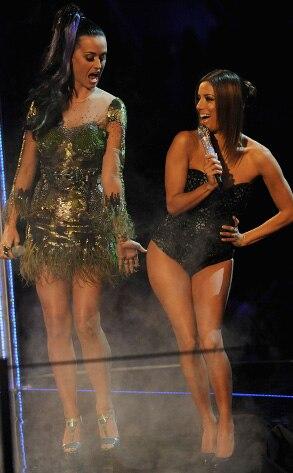 Katy Perry, Eva Longoria Parker