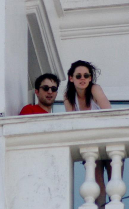 Kristin Stewart, Robert Pattinson