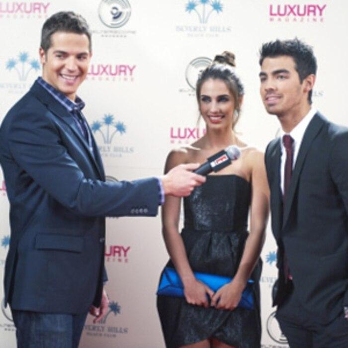 Jason Kennedy, Jessica Lowndes, Joe Jonas, 90210