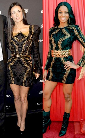 Demi Moore, Ciara