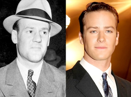 Clyde Tolson, Armie Hammer
