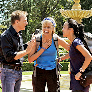 The Amazing Race, Nat, Kat