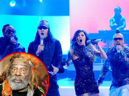 Black Eyed Peas, George Clinton