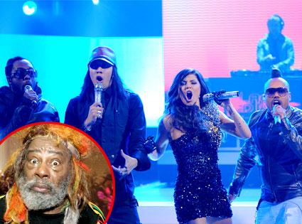 Black Eyed Peas, George Clinton