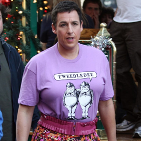 Adam sandler jack and jill from snapped on set movies for Jack and jill full movie free