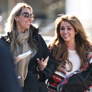 Miley Cyrus, Tish Cyrus