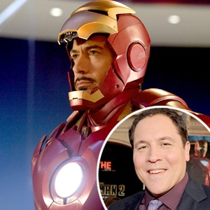 Robert Downey Jr., Iron Man, Jon Favreau